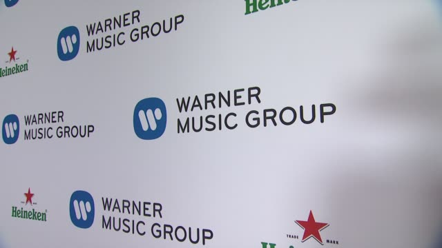 ATMOSPHERE signage at Warner Music Group 2014 Grammy Celebration at Sunset Tower Hotel on in West Hollywood California