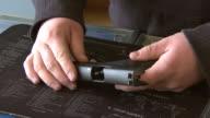SigSauer handgun