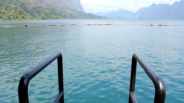 Silent jetty