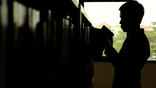 Silhouette Browsing in the library