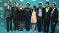 Silk Road Ensemble and YoYo Ma at UNICEF Children's Chamption Award Dinner Honoring YoYo Ma and Ally and Bill Achtmeyer at The Castle at Park Plaza...