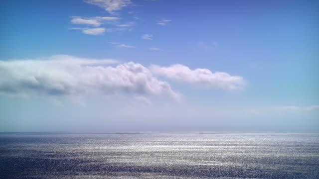 Argento sull'oceano