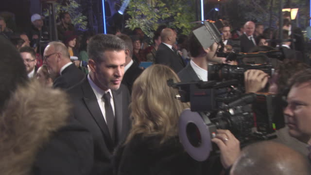 Simon Kinberg at 'Murder on the Orient Express' World Premiere at Royal Albert Hall on November 02 2017 in London England