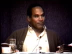OJ Simpson's civil trial deposition 151PM 2/22/96 Questions about therapist Jennifer Ameli and her claims that OJ threatened her
