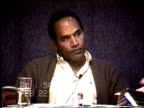 OJ Simpson's civil trial deposition 153PM 2/22/96 Questions about if Nicole was afraid of OJ including the 1993 911 call and Nicole's diaries