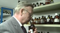 Since 1990 retired perfumer Yves Tanguy has held the keys to the Osmotheque scent library set up near the Chateau de Versailles west of Paris as a...