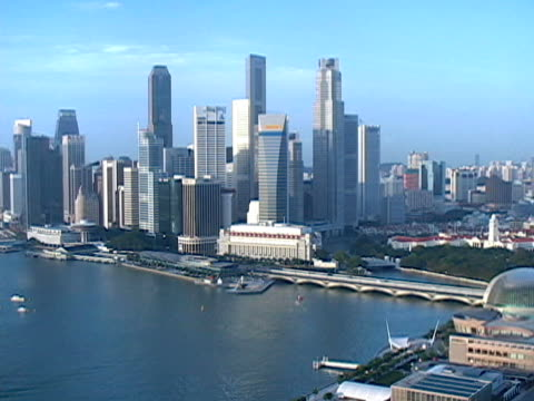 Singapore: Cityscape and Old Post Office