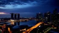 Singapore Dawn