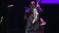 Singer Natacha Atlas performs on stage during the 15th Mawazine Music Festival in Rabat Morocco on May 23 2016 The Mawazine Festival – Rhythms of the...