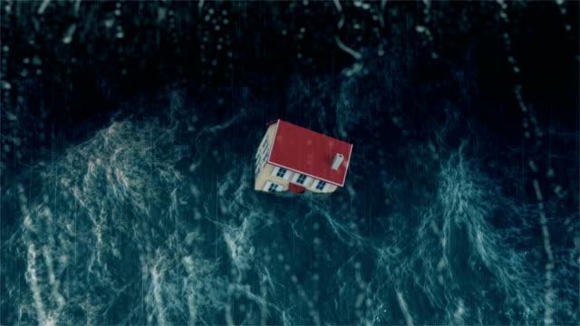 Affondare house
