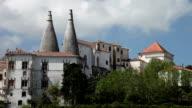 Sintra, Portogallo-Palácio Nacional