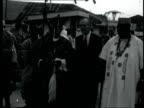 Sir Alec DouglasHome in Nigeria NIGERIA MS Sir Alec with the Oba of LagosAdenigi Adele MS Both towards MS Ditto CMS Sir Alec gets the tribal chief...