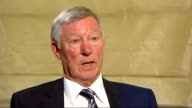 Ferguson interview Ferguson interview SOT No you are what you are once game over the next day it was all forgotten never held grudges Don't think...