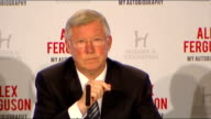 press conference Ferguson press conference continued SOT On how commercial and financial aspects have affected football / On holding Qatar World Cup...