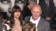 Sir Anthony Hopkins at the 'The Rite' Premiere at Hollywood CA