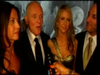 Sir Anthony Hopkins comments on Oscar success of Slumdog Millionaire at 81st Annual Academy Awards Los Angeles 22 February 2009