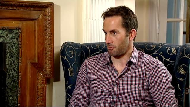 Sir Ben Ainslie hopeful of leading British America's Cup team Interviews ENGLAND London INT Sir Ben Ainslie interview SOT re winning Americas Cup...