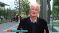 Sir James Dyson sets up university with aim of getting more women into science and engineering ENGLAND Wiltshire Malmesbury EXT Sir James Dyson LIVE...