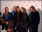 Sister Hazel at the American Music Awards 1998 at the Shrine Auditorium in Los Angeles California on January 26 1998