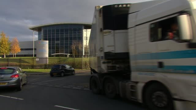 2 Sisters chicken factory problems 'not a one off' parliamentary inquiry finds ENGLAND West Midlands West Bromwich 2 Sisters Food Group factory Site...