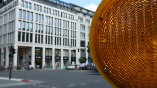 site lamp - business district