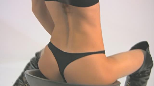 Sitting stripper