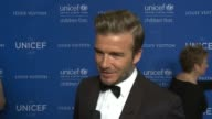 CLEAN Sixth Biennial UNICEF Ball Honoring David Beckham and CL Max Mikias Presented by Louis Vuitton in Los Angeles CA