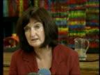 Sixth former Alex Foulkes discovered drowned in alps ITN North Yorkshire Harrogate Harrogate Grammar School Press conference Bernadette Jones press...