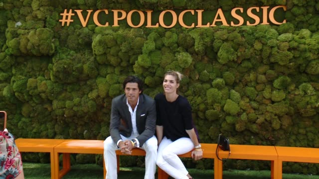 CHYRON SixthAnnual Veuve Clicquot Polo Classic Los Angeles at Will Rogers State Historic Park on October 17 2015 in Pacific Palisades California