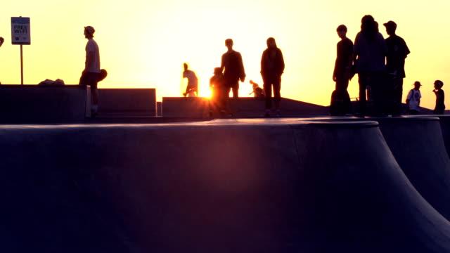 Skateboard in Venedig