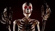 Skeleton scares