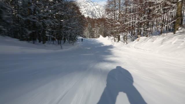 HD: Ski downhill