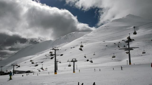 ski lift austria
