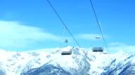 Ski lift (HD)