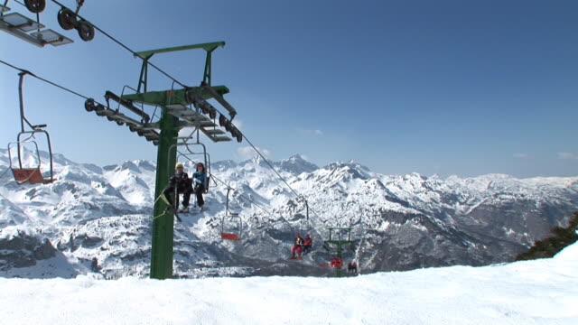 HD: Ski Lift