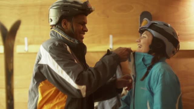 Ski Locker meet