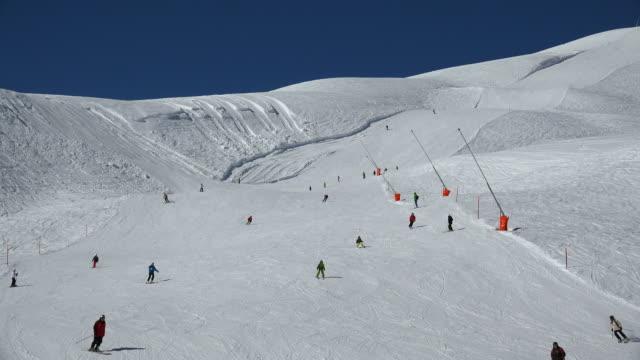Skirun at Kleine Scheidegg, Grindelwald, Bernese Alps, Switzerland, Europe