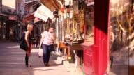 Skopje old bazaar