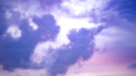 Sky and Moving clouds