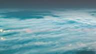 Himmel und Wolken bewegen