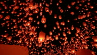 Sky Lantern with Pan and Tilt