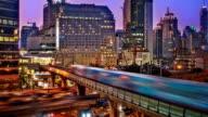 Sky train to city