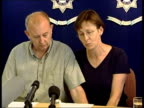 Parents appeal Mary Hilder press conference SOT but whatever they are we can't begin to imagine why anyone would want to do him harm Hereford Paul...