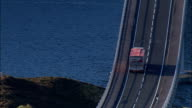 Skye Bridge  - Aerial View - Scotland, Highland, United Kingdom