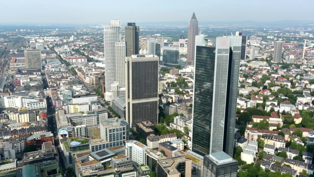 Skyline Frankfurt, Panning