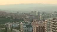 Skyline of Ankara, Turkey