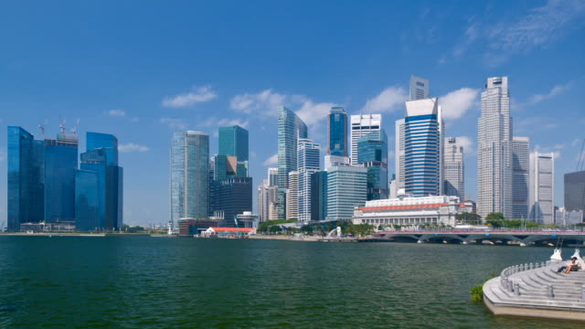 Skyline of Central Business District