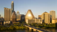 Skyline of downtown Austin, Texas, USA