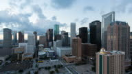 Skyline of downtown Houston, Texas, USA