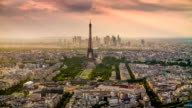 Skyline of Paris